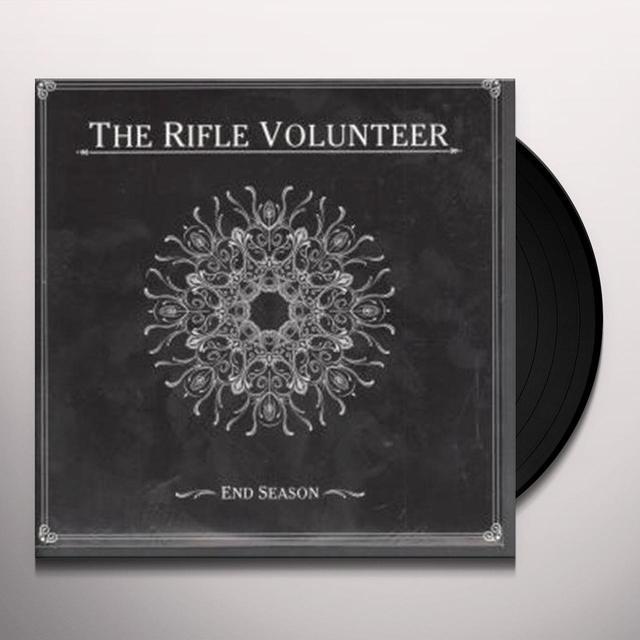 Rifle Volunteer END SEASON Vinyl Record - UK Import
