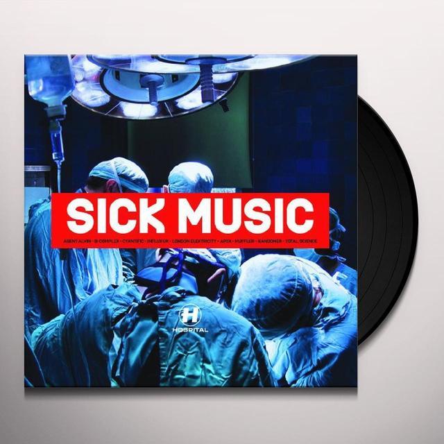 Sick Music / Various (Uk) SICK MUSIC / VARIOUS Vinyl Record - UK Import