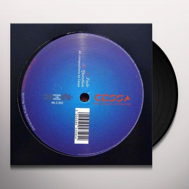 Cessa FADE Vinyl Record - UK Release