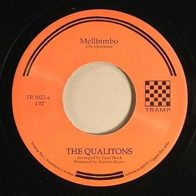 The Qualitons MELLBIMBO/KULMI Vinyl Record - UK Release