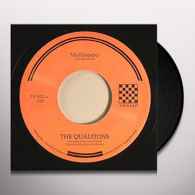 The Qualitons MELLBIMBO/KULMI Vinyl Record - UK Release