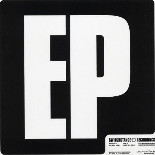 Deela RUHRFAHRT EP Vinyl Record - UK Import