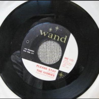 Ivories PLEASE STAY Vinyl Record - UK Release