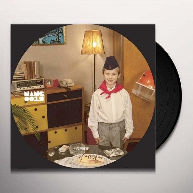 Ichisan & Nakova PIONIR Vinyl Record - UK Import