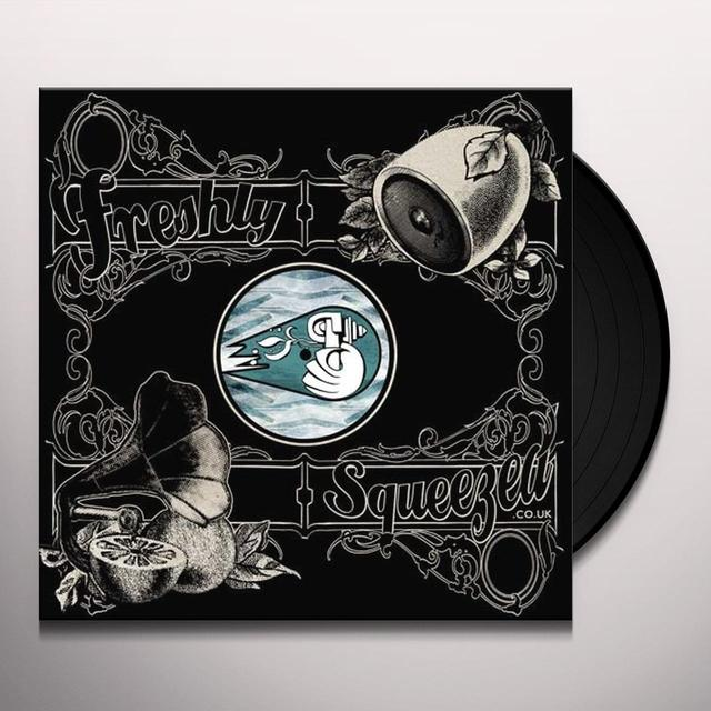 Jem Stone ELECTRIC CIRCUS EP Vinyl Record - UK Import