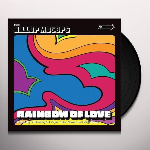 The Killer Meters RAINBOW OF LOVE Vinyl Record - UK Import