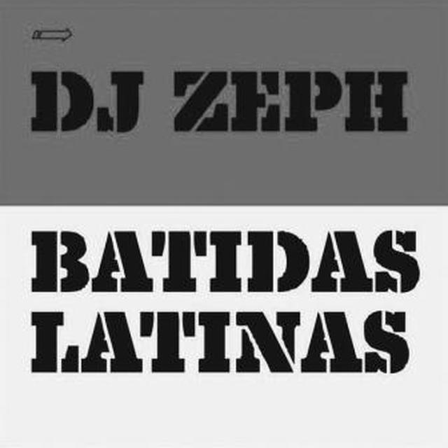 Dj Zeph BATIDAS LATINAS EP 2 Vinyl Record - UK Import