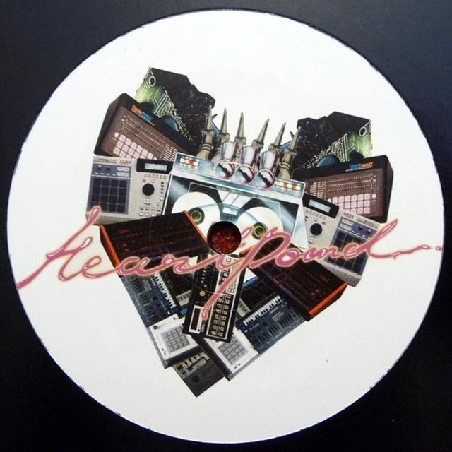 Funkineven HEART POUND Vinyl Record - UK Release