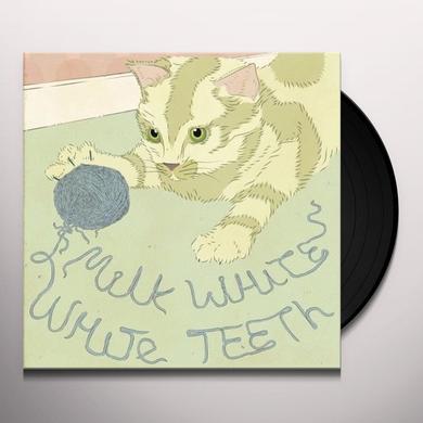 Milk White White Teeth INGRID WON'T SMILE Vinyl Record