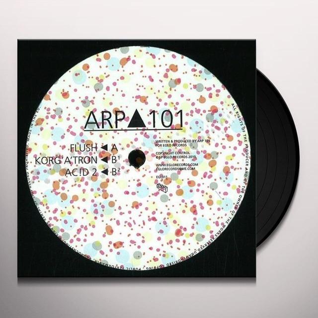 Arp.101 FLUSH Vinyl Record - UK Release