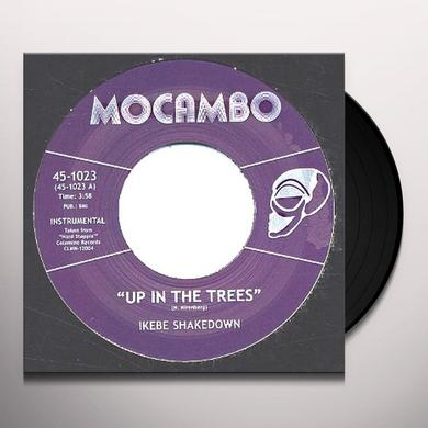 Ikebe Shakedown UP IN THE TREES/AFRO FRED Vinyl Record - UK Release