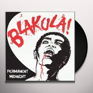 Blakula PERMANENT MIDNIGHT Vinyl Record - UK Import