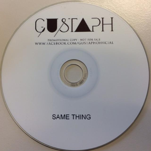 Gustaph SAME THING Vinyl Record - UK Release
