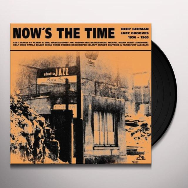 Now'S The Time / Various (Uk) NOW'S THE TIME / VARIOUS Vinyl Record - UK Release