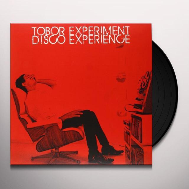 TOBOR EXPERIMENT DISCO EXPERIENCE Vinyl Record - UK Release