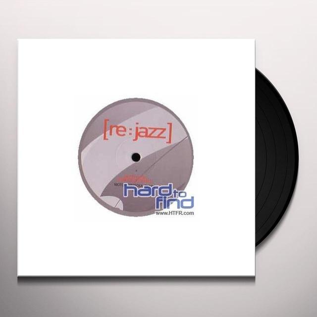 [Re:Jazz] PUSH PUSH Vinyl Record - UK Import