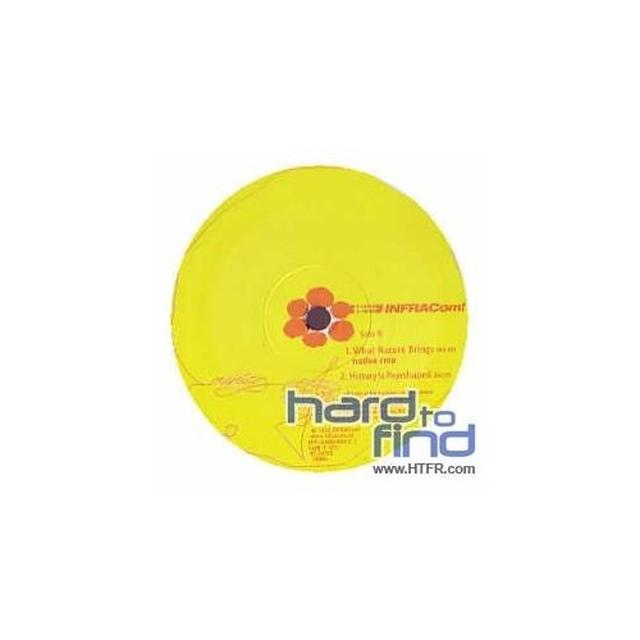 Nekta HISTORY IS PEARSHAPED Vinyl Record - UK Release