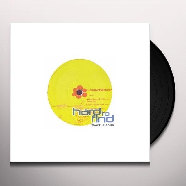 Nekta HISTORY IS PEARSHAPED Vinyl Record - UK Import