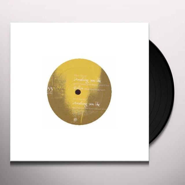 Robb Scott ANYTHING YOU LIKE Vinyl Record - UK Import