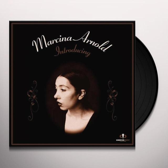 Marcina Arnold INTRODUCING Vinyl Record - UK Import