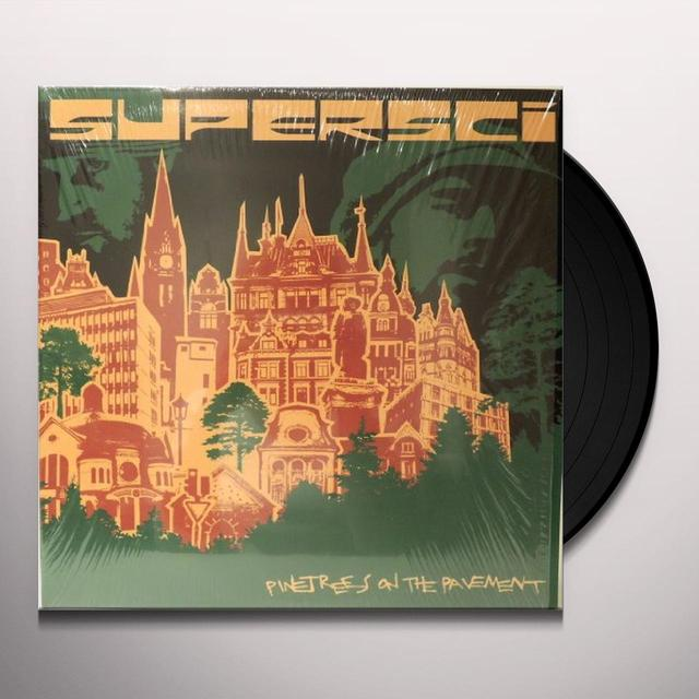 Supersci PINETREES ON THE PAVEMENT Vinyl Record - UK Import