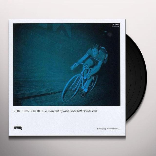 Korpi Ensemble MOMENT OF LOVE/LIKE FATHER Vinyl Record - UK Import