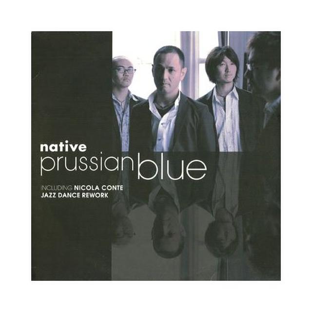 Native PRUSSIAN BLUE Vinyl Record - UK Release