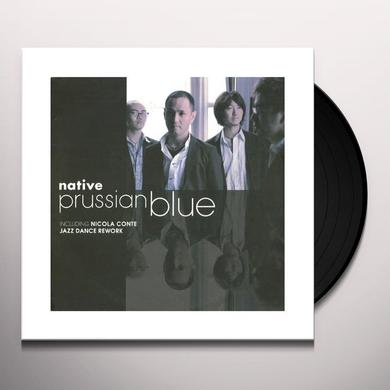 Native PRUSSIAN BLUE Vinyl Record - UK Release