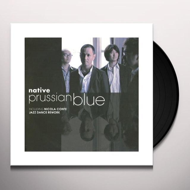Native PRUSSIAN BLUE Vinyl Record - UK Import