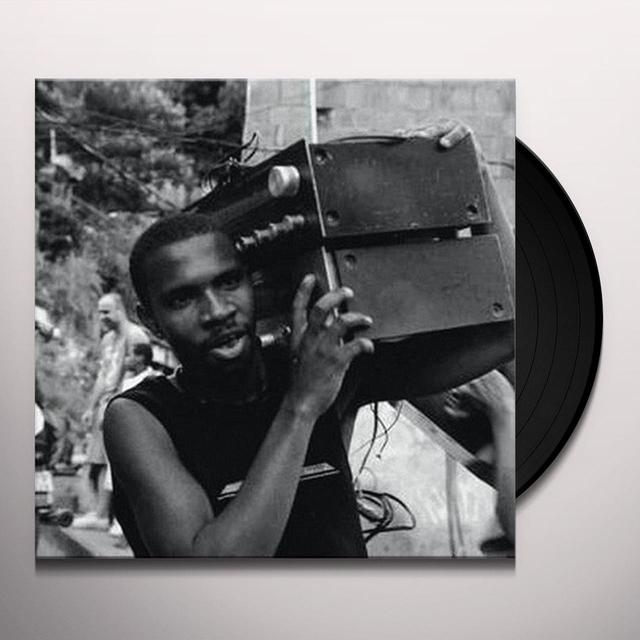 Crookers AGUAS DE PARCO Vinyl Record - UK Release