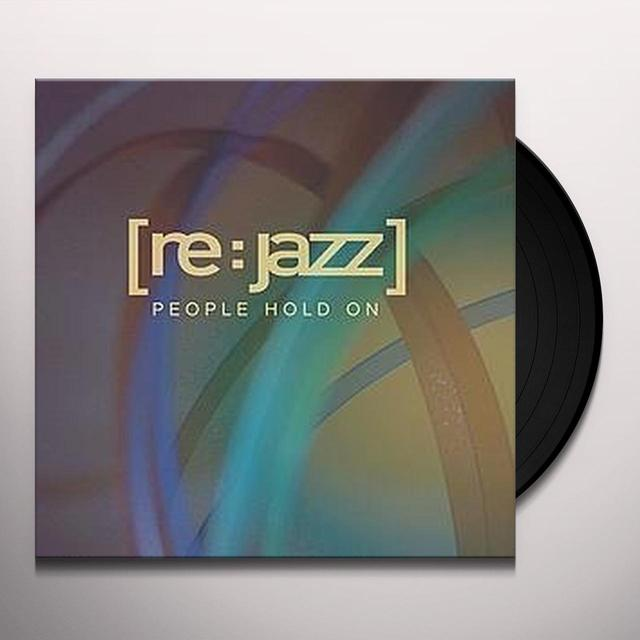 [Re:Jazz] PEOPLE HOLD ON Vinyl Record - UK Release