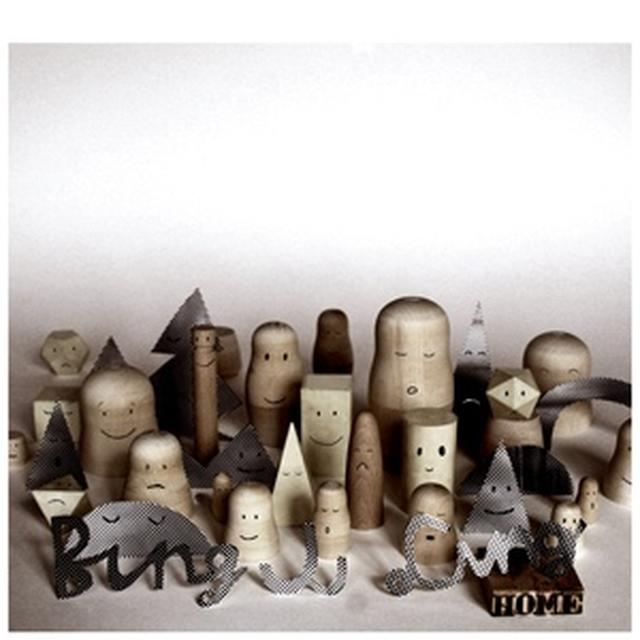 Bing Ji Ling HOME Vinyl Record - UK Import