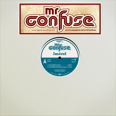 Mr. Confuse IMOVEL Vinyl Record - UK Release