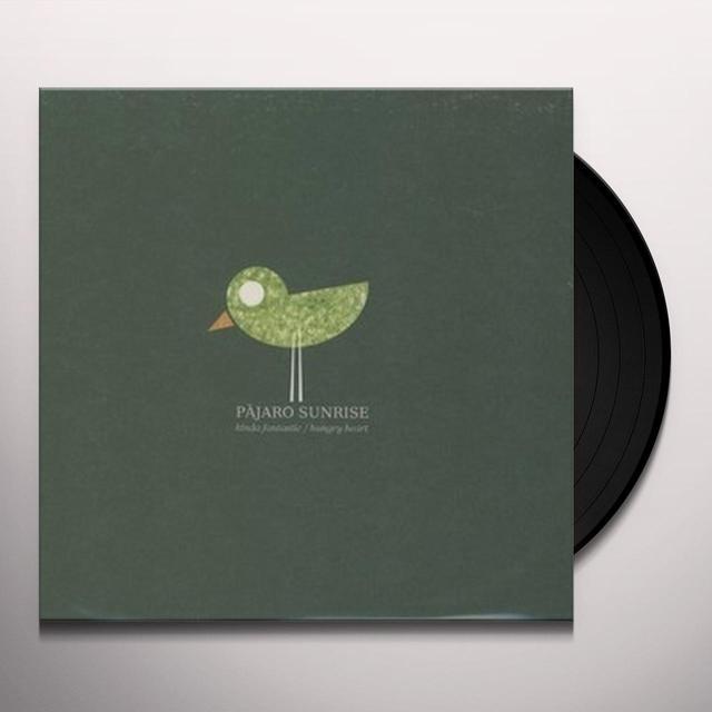 Pajaro Sunrise KINDA FANTASTIC Vinyl Record - UK Release