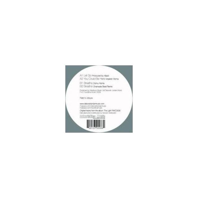 Deborah Jordan REMIX EP Vinyl Record - UK Release