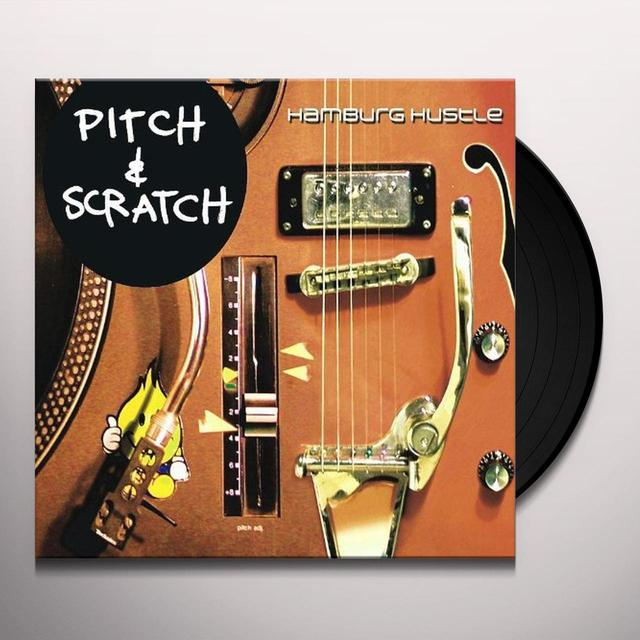 Pitch & Scratch HAMBURG HUSTLE Vinyl Record - UK Release