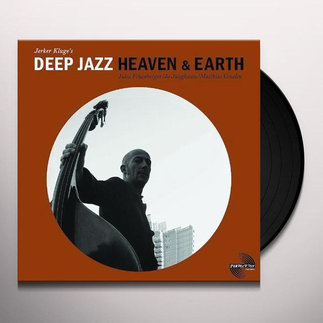 Deep Jazz HEAVEN & EARTH Vinyl Record - UK Release