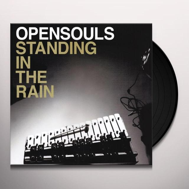 Opensouls STANDING IN THE RAIN Vinyl Record - UK Release
