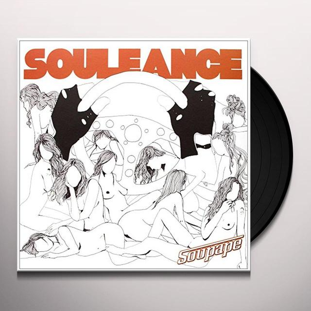 Souleance SOUPAPE EP Vinyl Record - UK Import