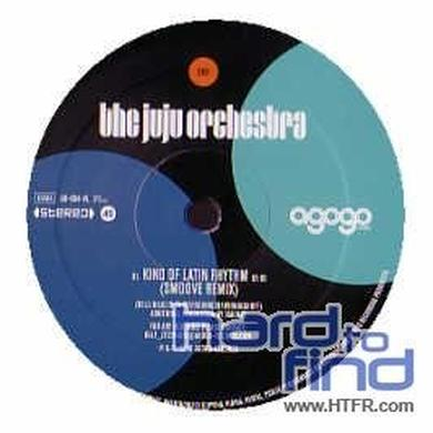 Juju Orchestra KIND OF LATIN RHYTHM Vinyl Record - UK Release