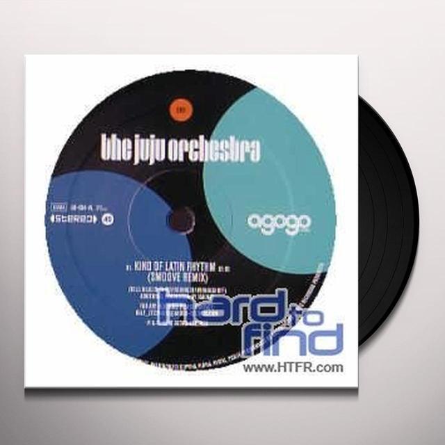 Juju Orchestra KIND OF LATIN RHYTHM Vinyl Record - UK Import
