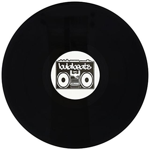 Dj O'Bese IRISH MOSS EP Vinyl Record - UK Release