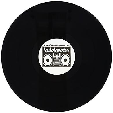 Dj O'Bese IRISH MOSS EP Vinyl Record - UK Release