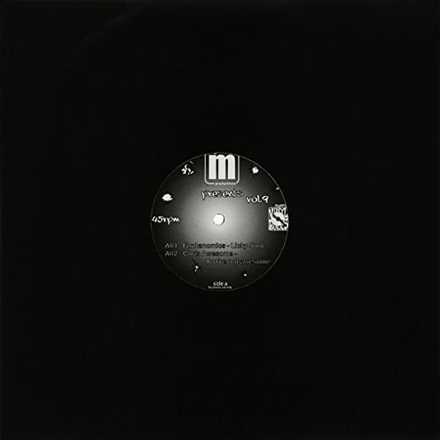 BANGING ARTISTS NO.3 Vinyl Record - UK Release