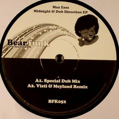 Max Essa MIDNIGHT & DUB DIRECTION EP Vinyl Record - UK Release
