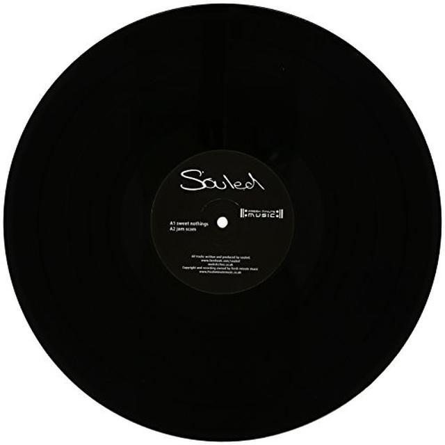 Souled SWEET NOTHINGS EP Vinyl Record - UK Release