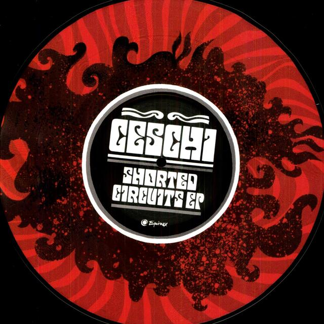 Ceschi SHORTED CIRCUITS EP Vinyl Record - UK Import, 10 Inch Single