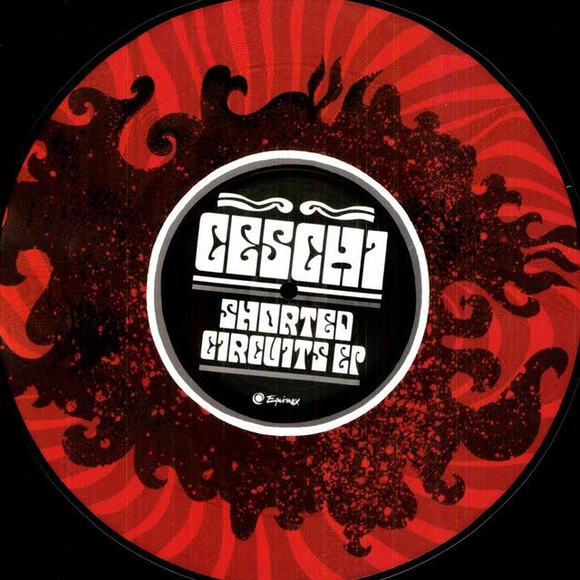 Ceschi SHORTED CIRCUITS EP Vinyl Record - UK Import, 10 Inch Single