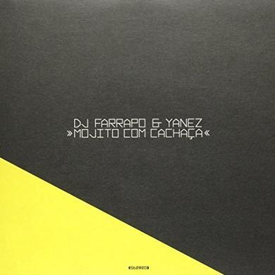 Dj Farrapo & Yanez MOJITO COM CACHACA Vinyl Record - UK Release