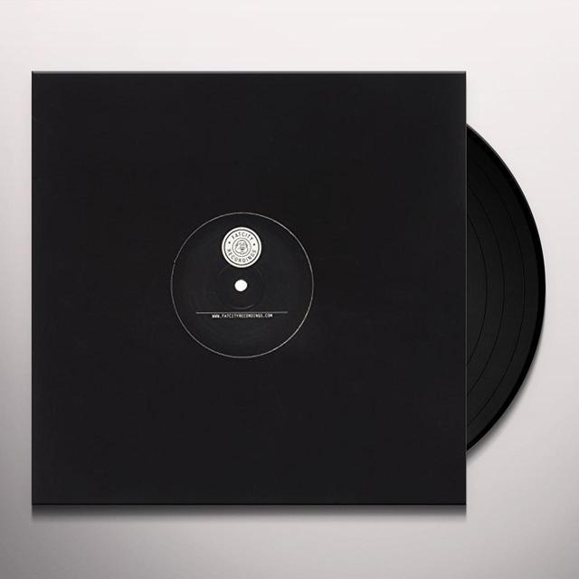 Hizatron PRODUCER 3 PART 2 Vinyl Record - UK Release